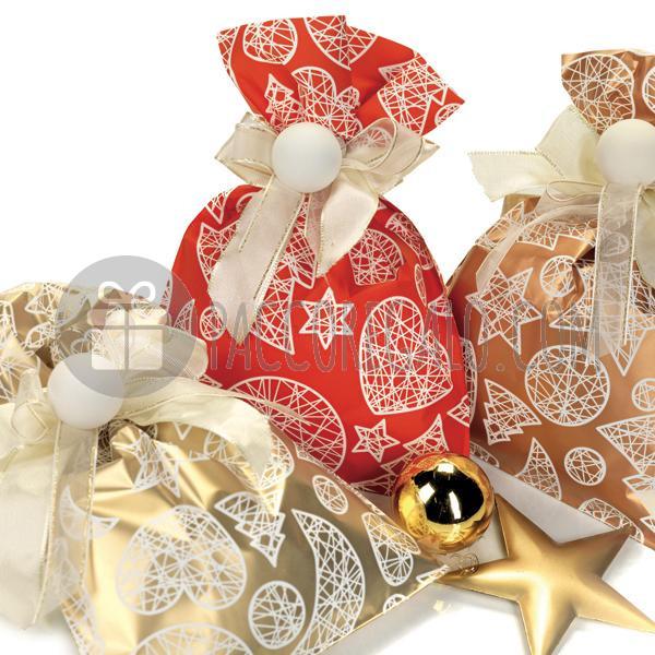 Estremamente Carta e buste regalo tema Natale KP66