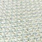 Foglio adesivo di strass in resina (cm 18x24)