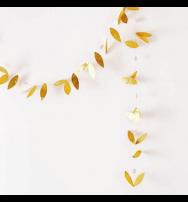 Ghirlanda Gold Leaf (mt 1,50)