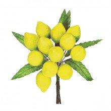 Limone decorativo pick (12 pz)