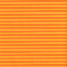 """PACCO DA 10 fogli Carta regalo patinata """"Rigata arancione""""-24"""