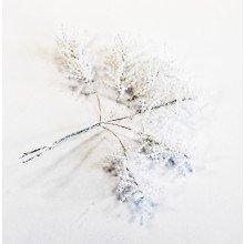 Corallo di perline per bomboniera - Colore Bianco