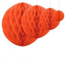 Honeycomb Arancione - misure varie