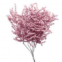 Corallo di perline per bomboniera - Colore Rosa antico