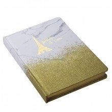 """Notebook rilegato """"PARIS JE TAIME""""-21"""