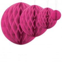 Honeycomb Fuxia - misure varie