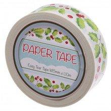 Nastro adesivo decorativo Masking Tape: Agrifoglio