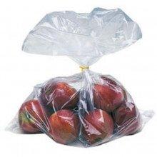 Sacchetto per alimenti trasparente in polietilene (10kg)
