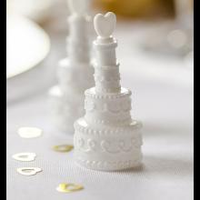 """Bolle di sapone """"Wedding cake"""" conf. 4 pz.-21"""
