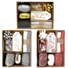 "Set gift TAG ""Winter Wishes"""