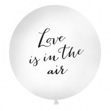 "Palloncino decorativo gigante ""Love is in the air"" (cm 100)-21"