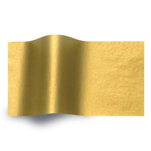 Carta velina colorata ORO cm 50x70 (25 fogli)
