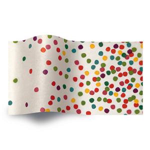 Carta velina Confetti Multicolor cm 50x76 (25 fogli)