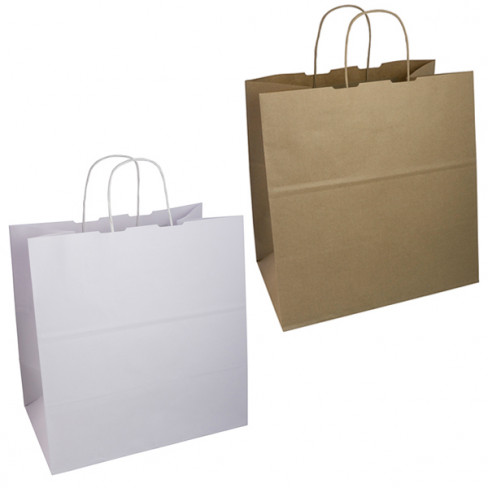 "Shopper in carta ""Take away"" (50 pz)-33"