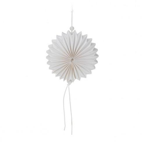 "Honeycomb origami bianco ""Fiore"""