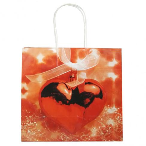 """Shopper in carta """"San Valentino""""_ 15 pz"""