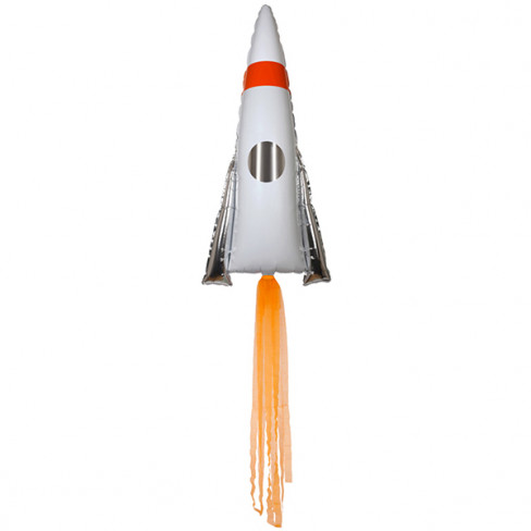 "Palloncino Mylar RAZZO ""SPACE EXPLORER"" (1 metro)-35"