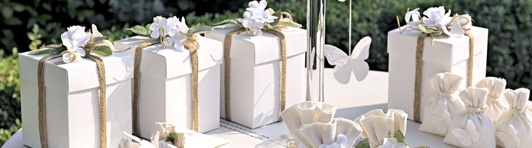 scatole bianche